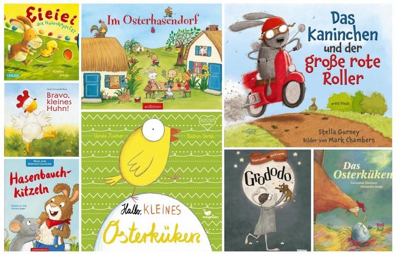 Lesespaß fürs Osternest – Kinderbücher zu Ostern
