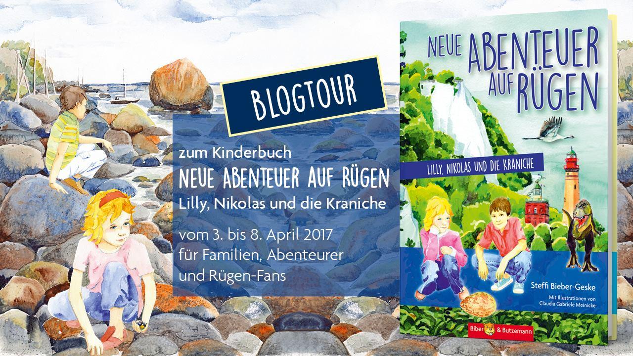 Neue Abenteuer auf Rügen: Lilly, Nikolas und die Kraniche