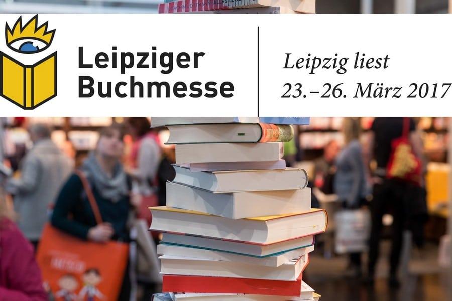 Unterwegs auf der Leipziger Buchmesse 2017