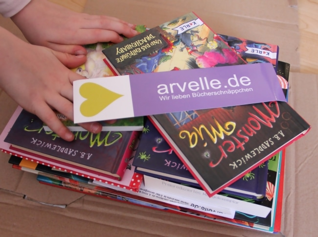 Arvelle – Ein Bücherparadies für Leseratten