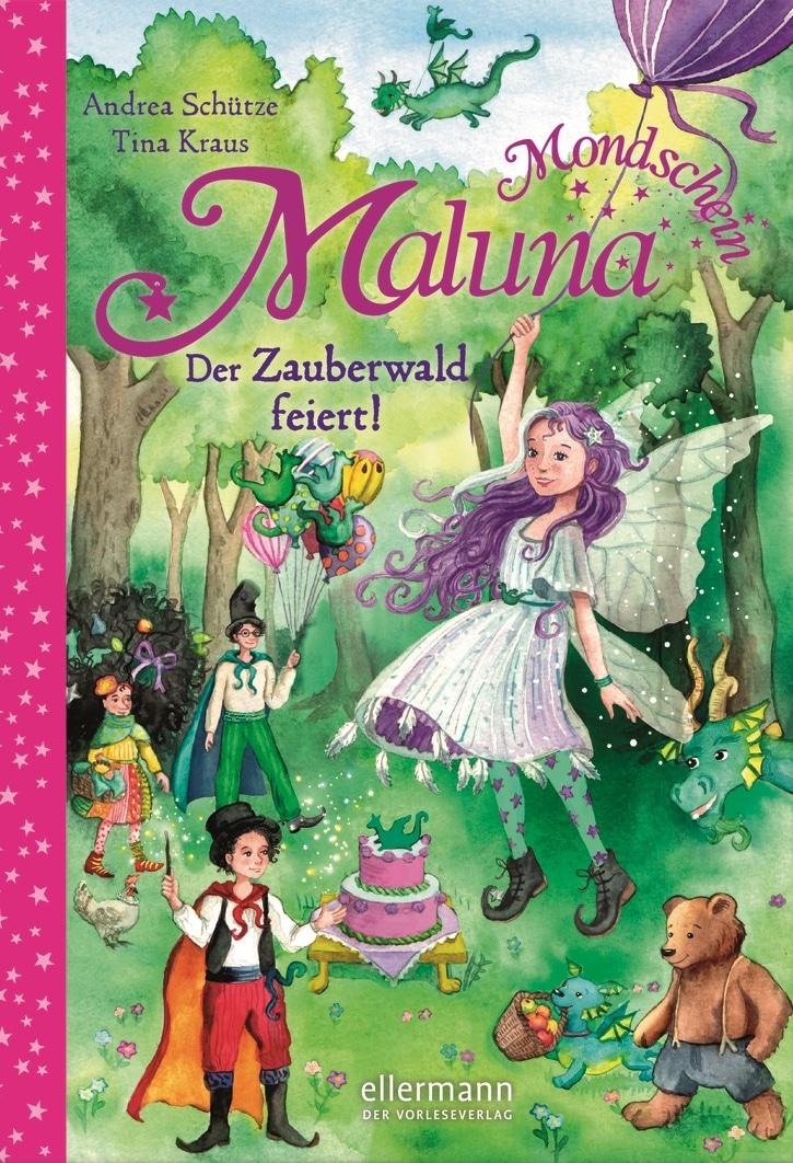 Maluna Mondschein – Der Zauberwald feiert!