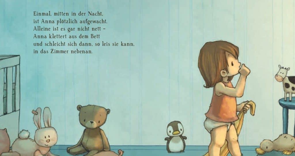 Alle Kommen Mit Ins Bett Kinderbuchlesen De