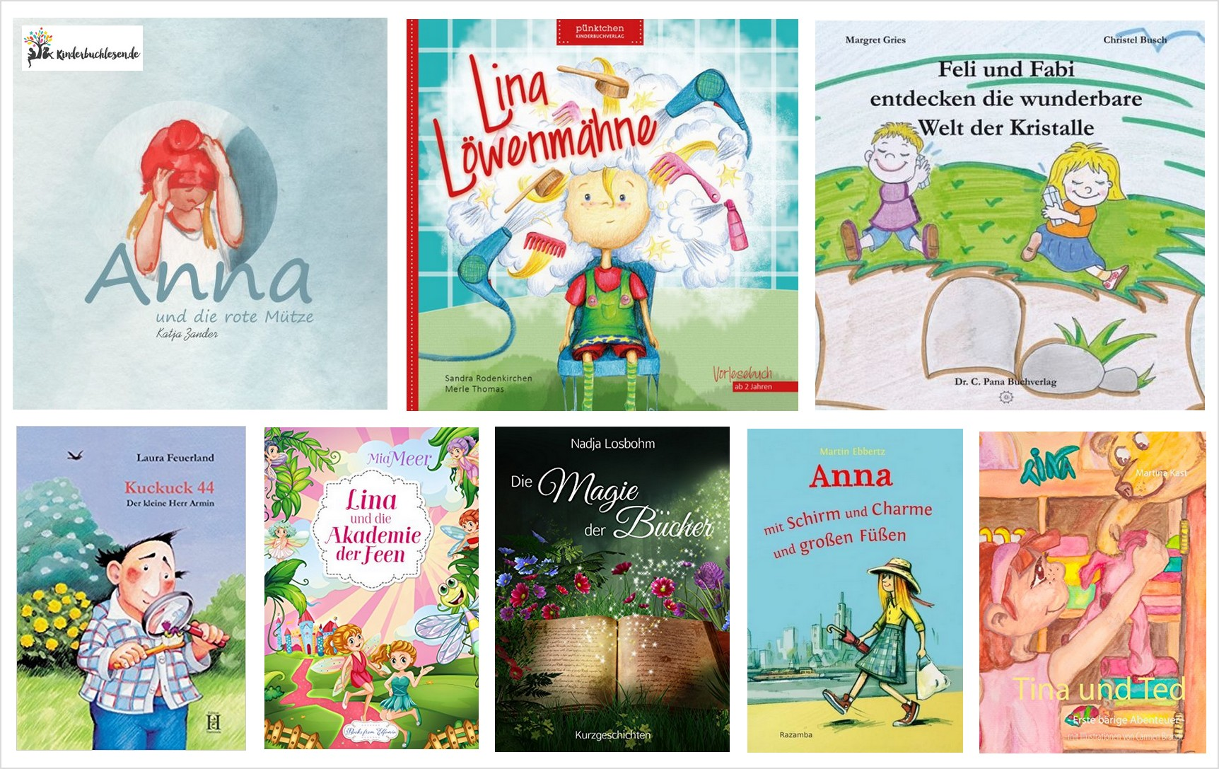 Kleine Kinderbuchperlen: Zauberhafte Geschichten