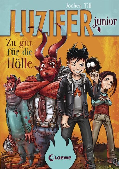 Luzifer junior – Zu gut für die Hölle