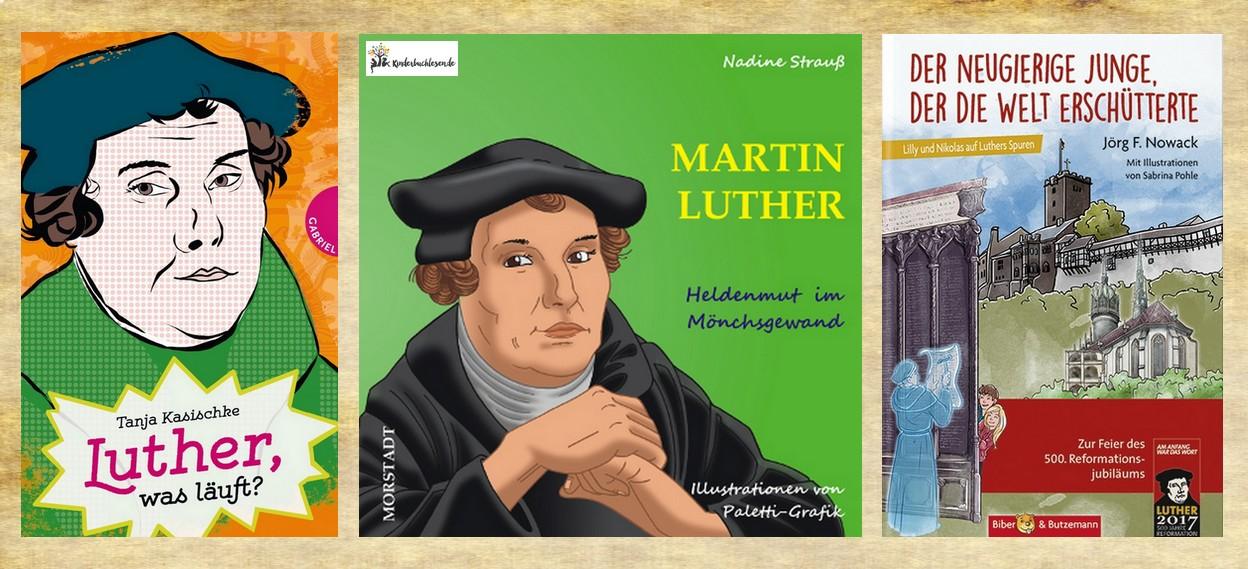 Martin Luther – Die Geschichte der Reformation für Kinder