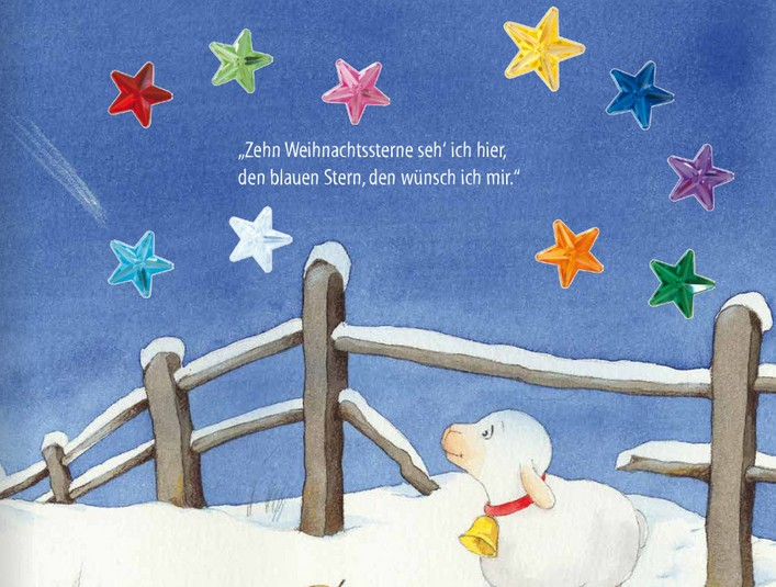 Süße Weihnachtswünsche.10 Weihnachtswünsche Für Rica Kinderbuchlesen De