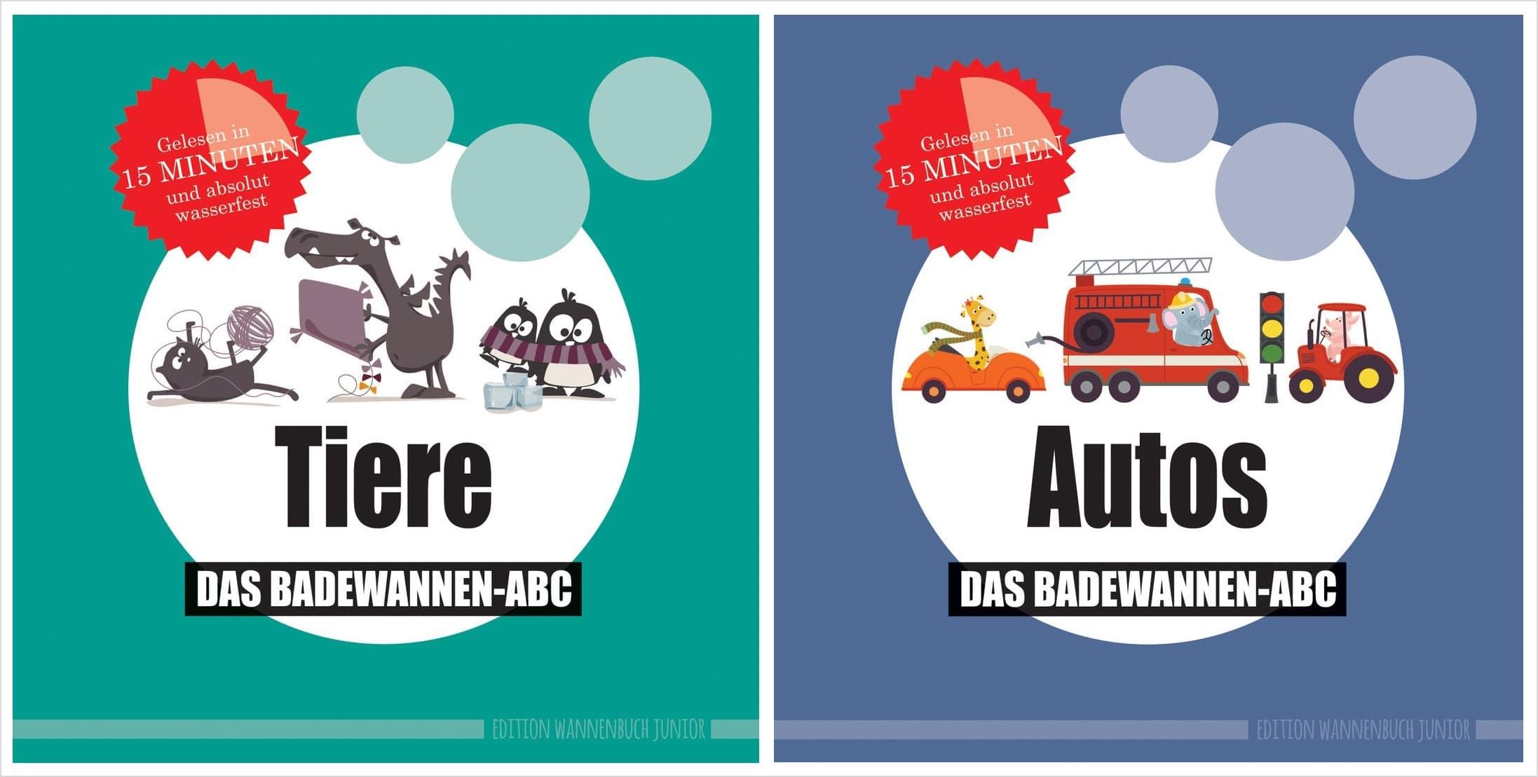 Das Badewannen-ABC