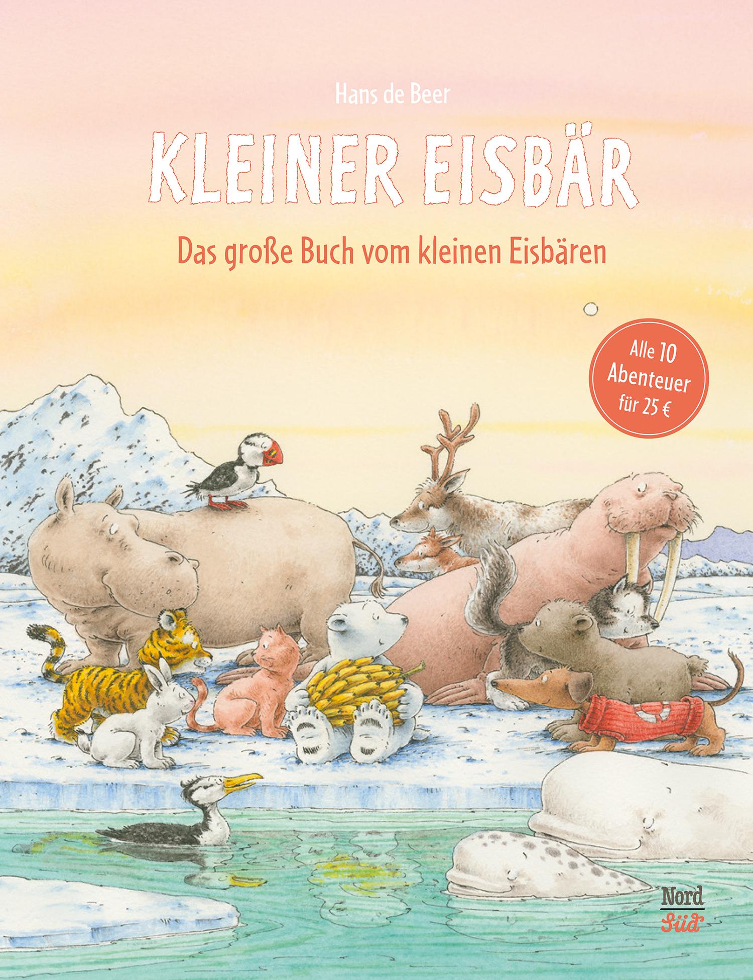 Kleiner Eisbär – Das große Buch vom kleinen Eisbären
