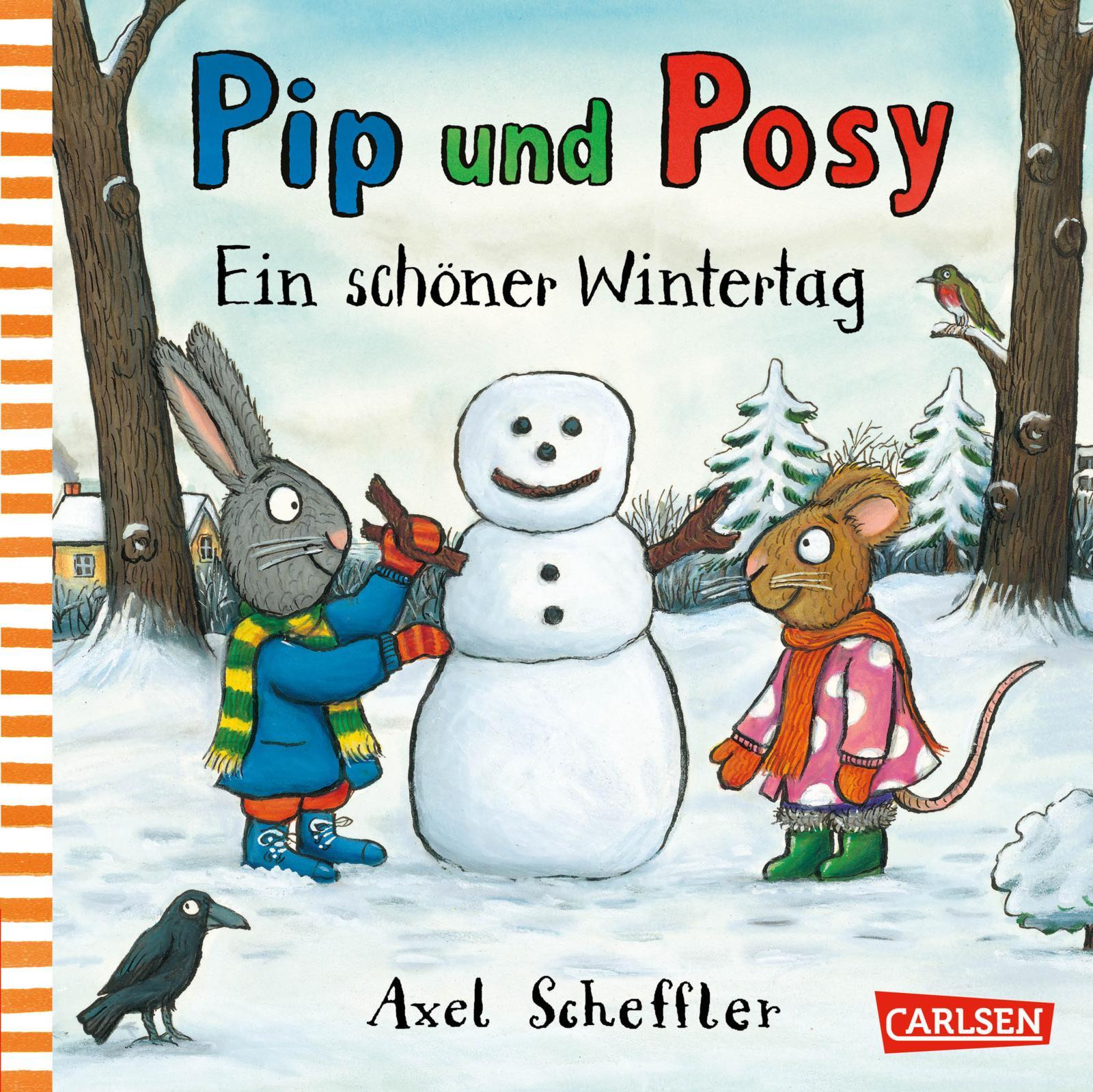 Pip und Posy – Ein schöner Wintertag