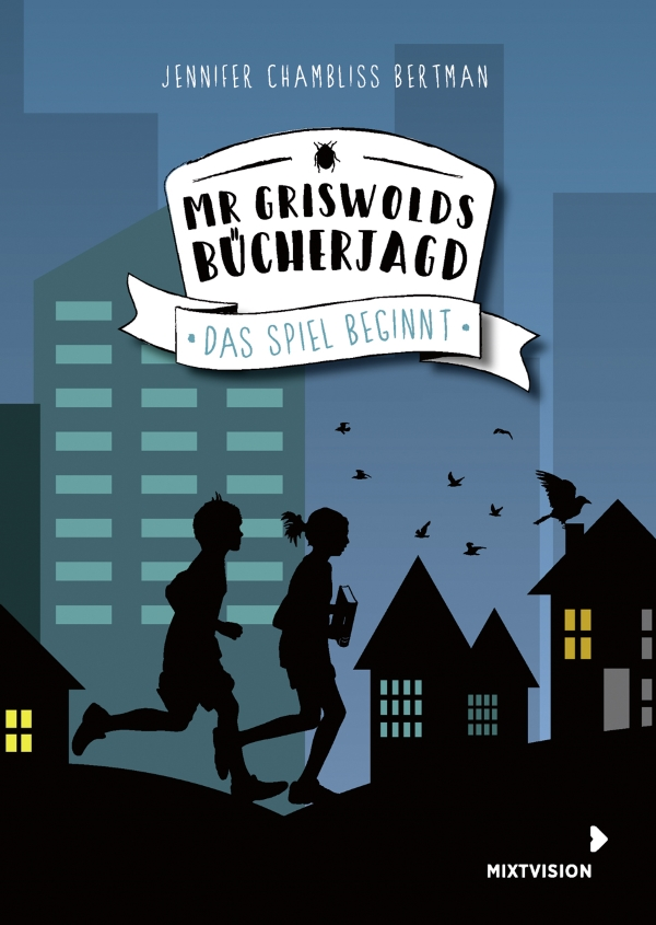 Mr Griswolds Bücherjagd – Das Spiel beginnt