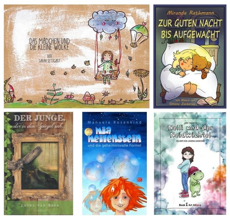 Kleine Kinderbuchperlen: Kinder, Kinder