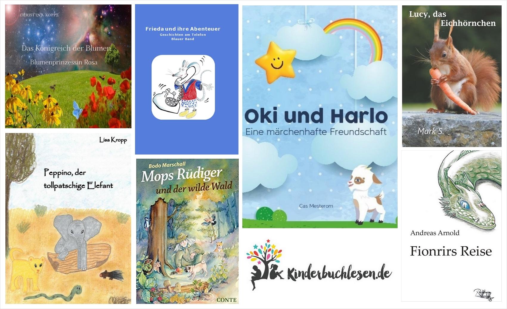 Kleine Kinderbuchperlen: Magie und Abenteuer