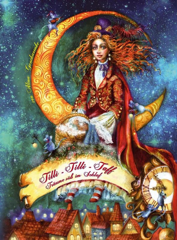 Tilli-Tilli-Taff – Träume süß im Schlaf