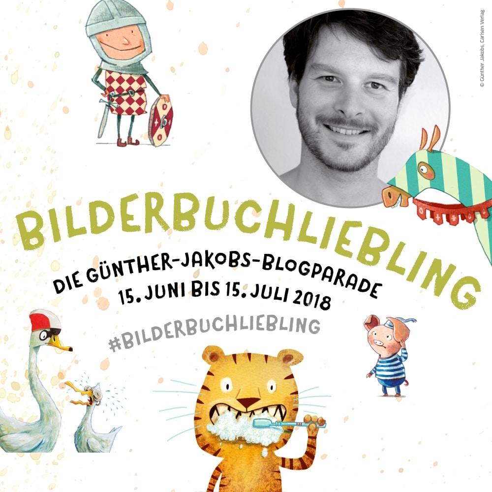 #Bilderbuchliebling: Die Günther-Jakobs-Blogparade
