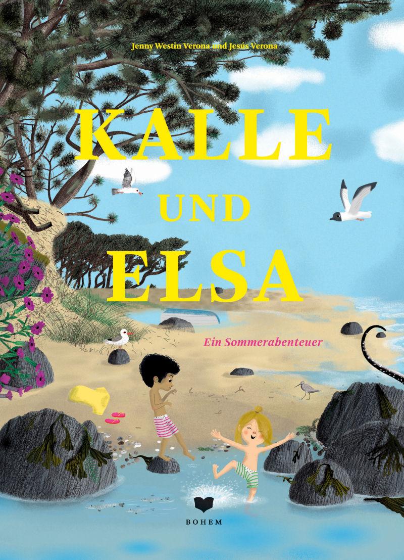 Kalle und Elsa: Ein Sommerabenteuer