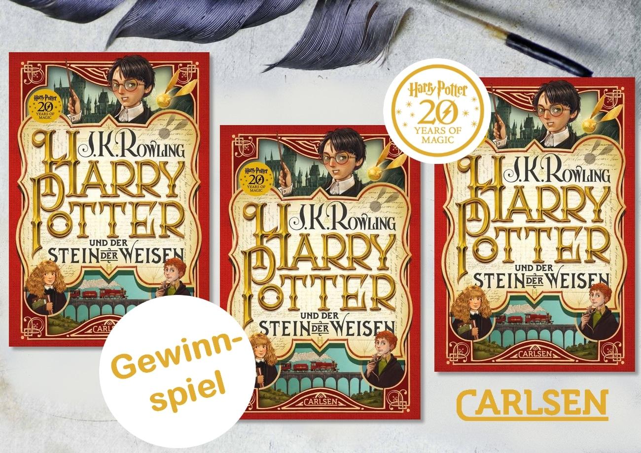 Harry Potter Und Die Magie Des Lesens Kinderbuchlesen De