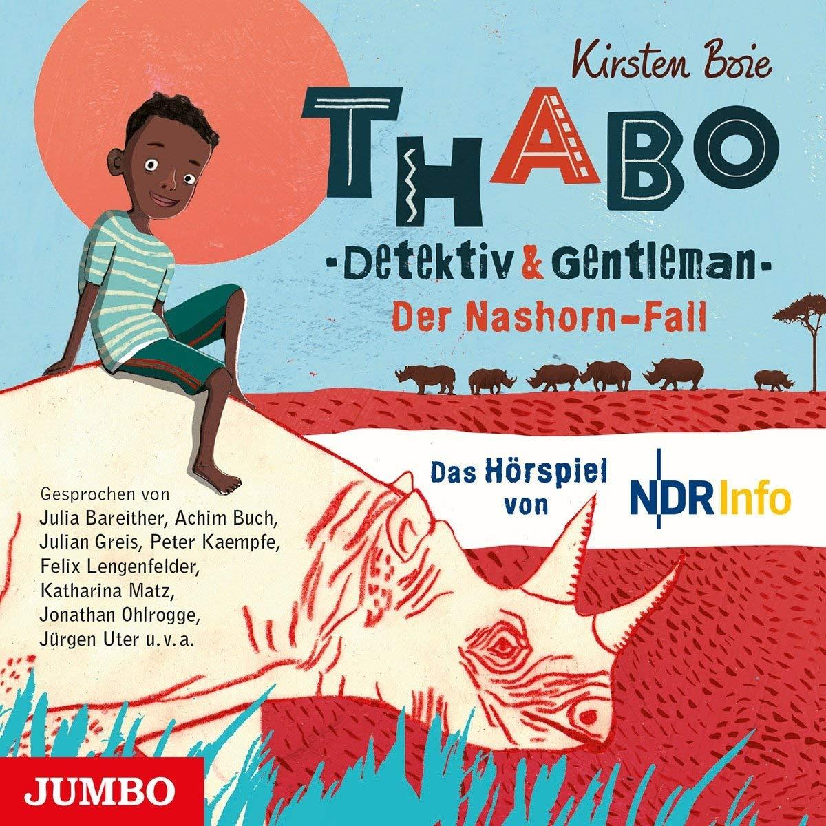 Thabo – Detektiv & Gentleman: Der Nashorn-Fall