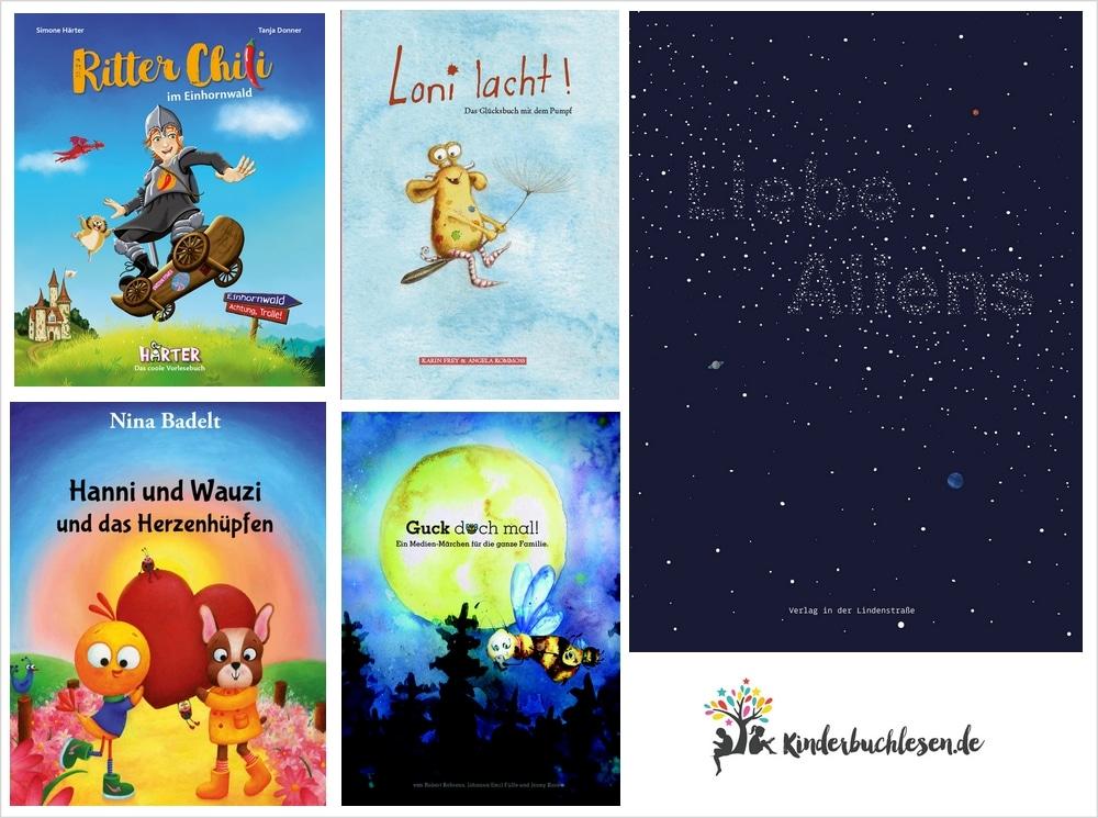 Kleine Kinderbuchperlen – Außergewöhnliche Abenteuer