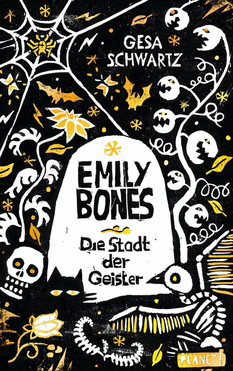 Emily Bones – Die Stadt der Geister