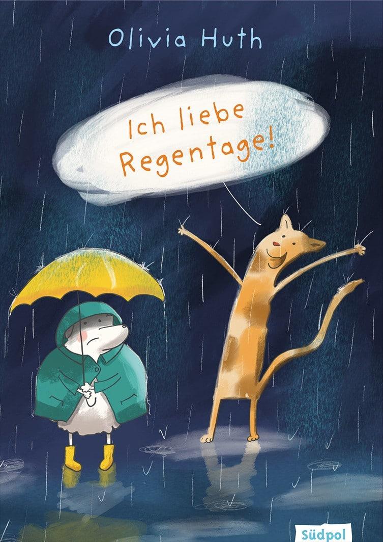 Ich liebe Regentage