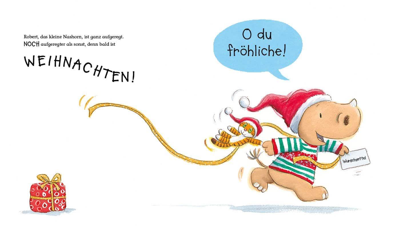 Robert will Weihnachten! - Kinderbuchlesen.de