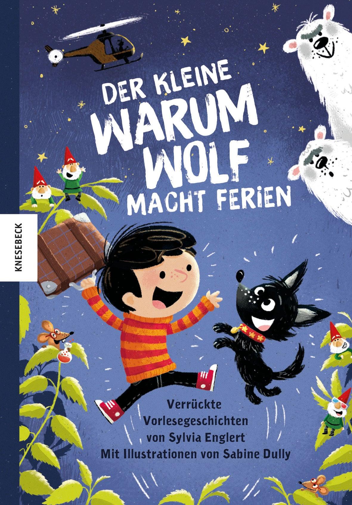 Der kleine Warumwolf macht Ferien