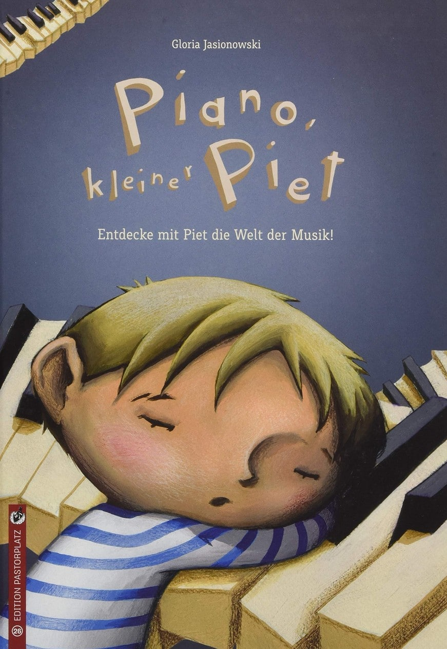 Piano, kleiner Piet