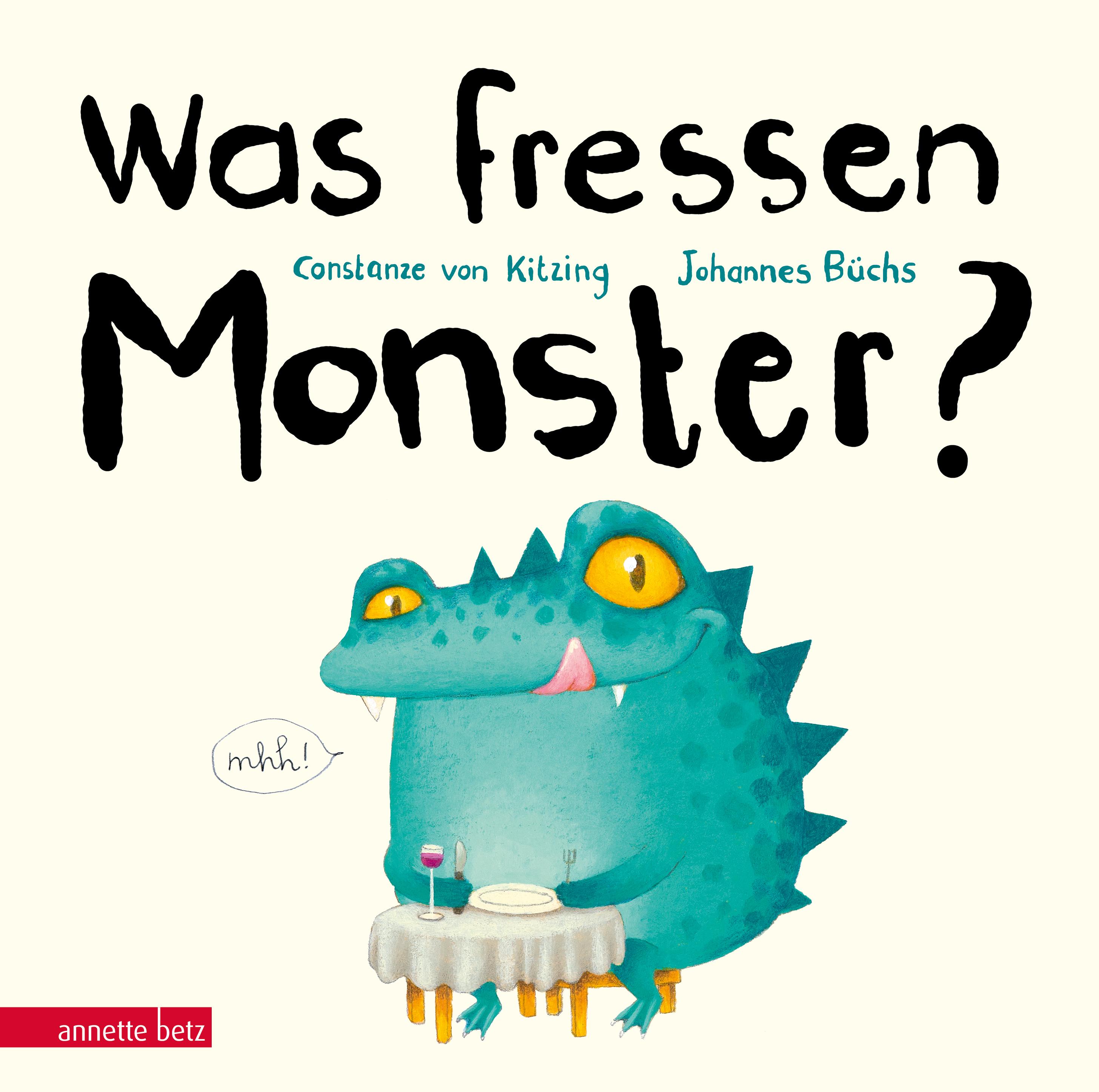 Was fressen Monster?