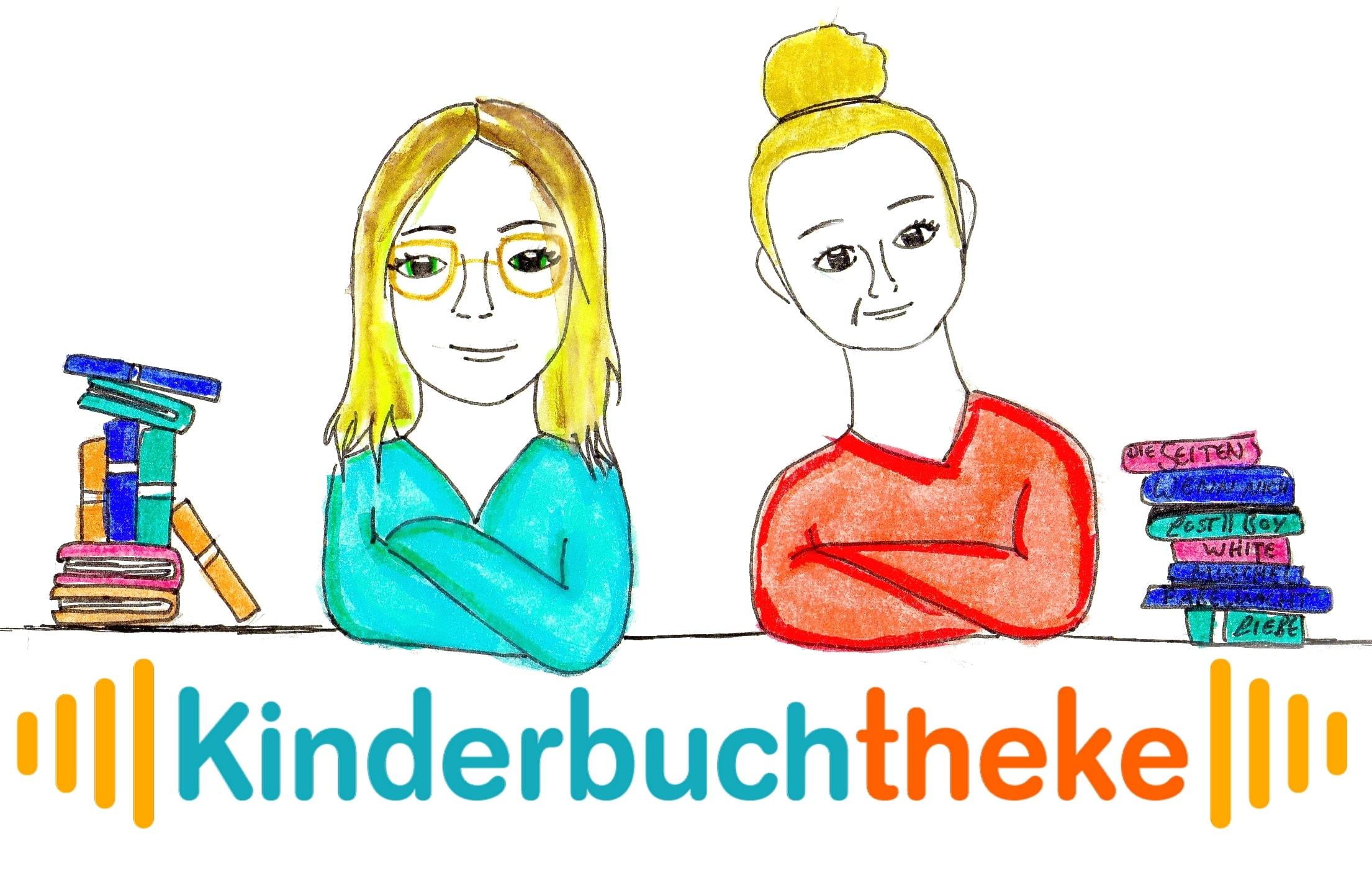 Podcast Kinderbuchtheke: Mitmachbücher