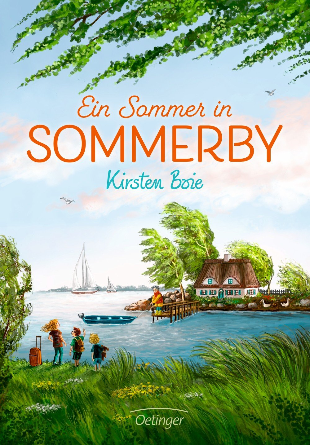 Ein Sommer in Sommerby - Kinderbuchlesen.de