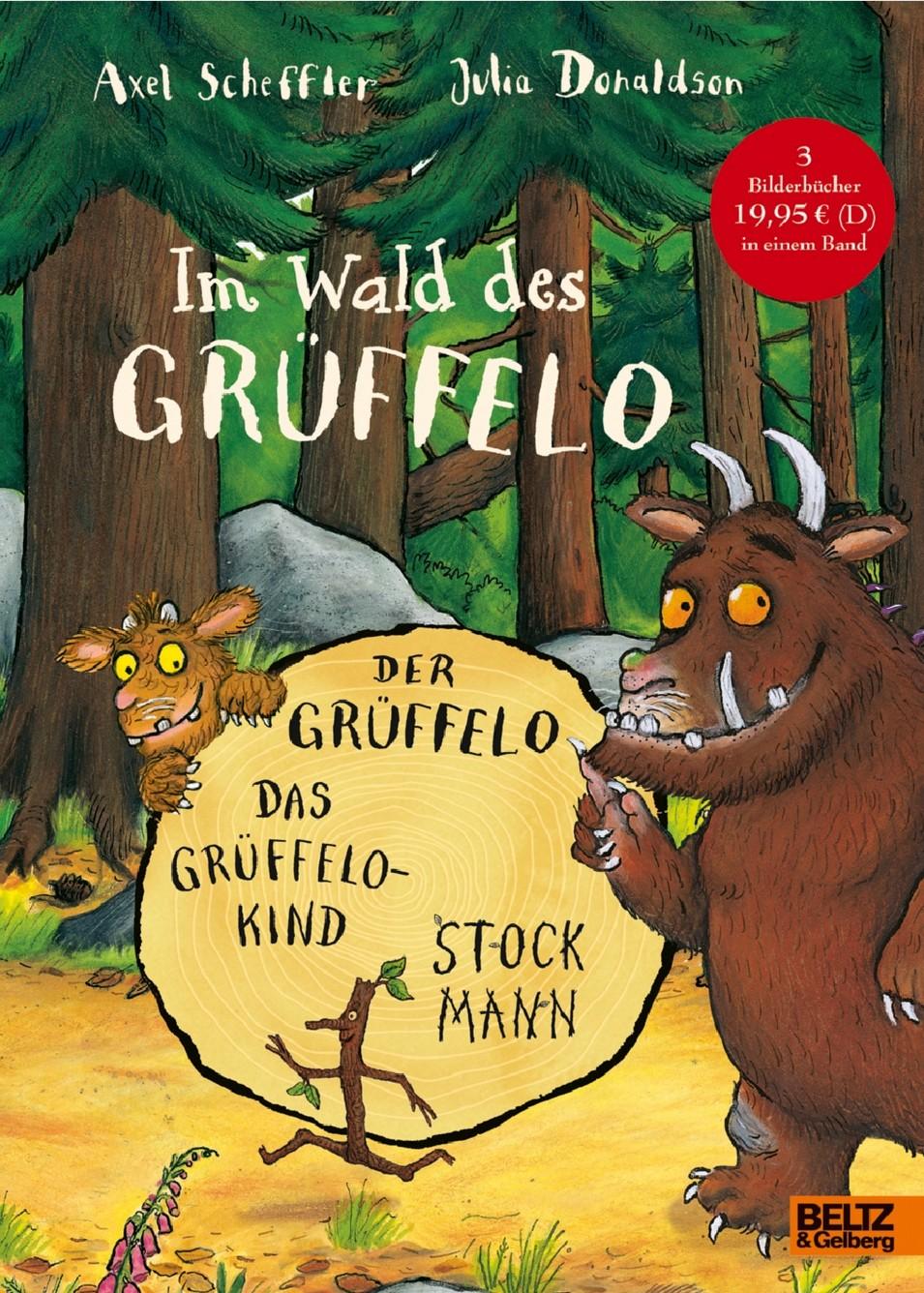 Im Wald des Grüffelo
