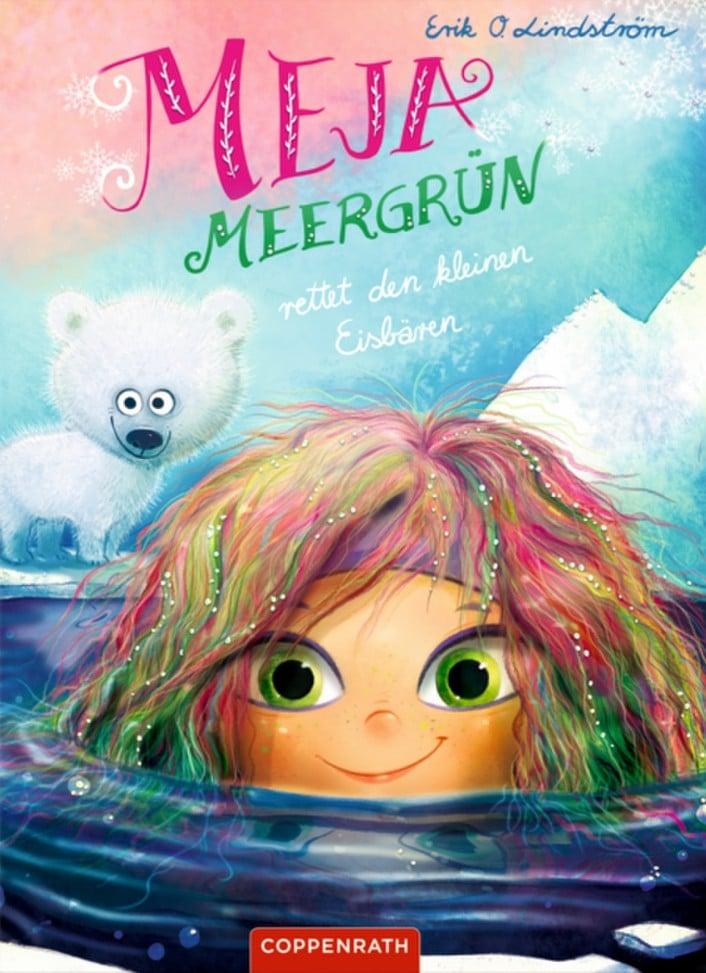 Meja Meergrün rettet den kleinen Eisbären