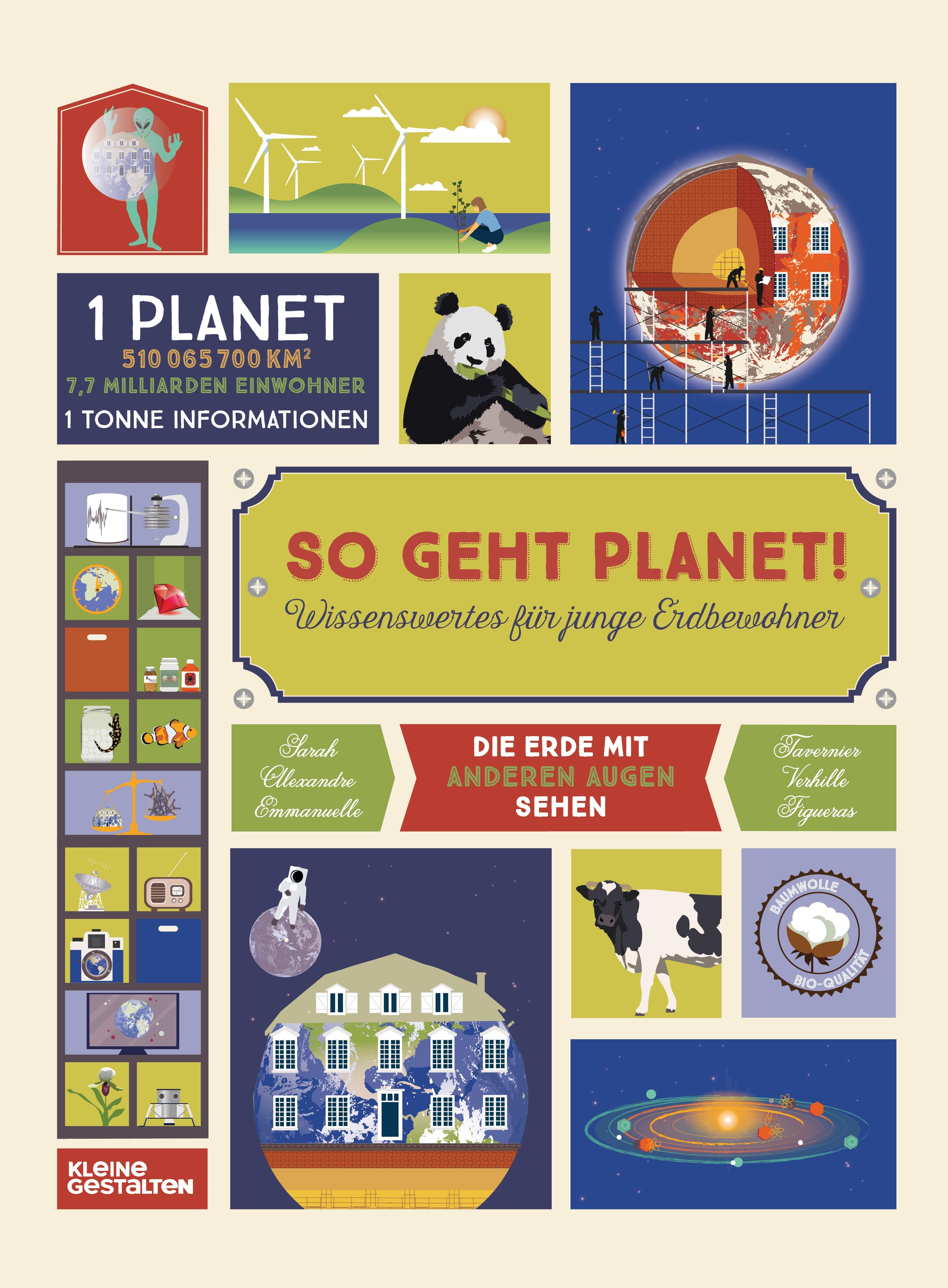 So geht Planet!