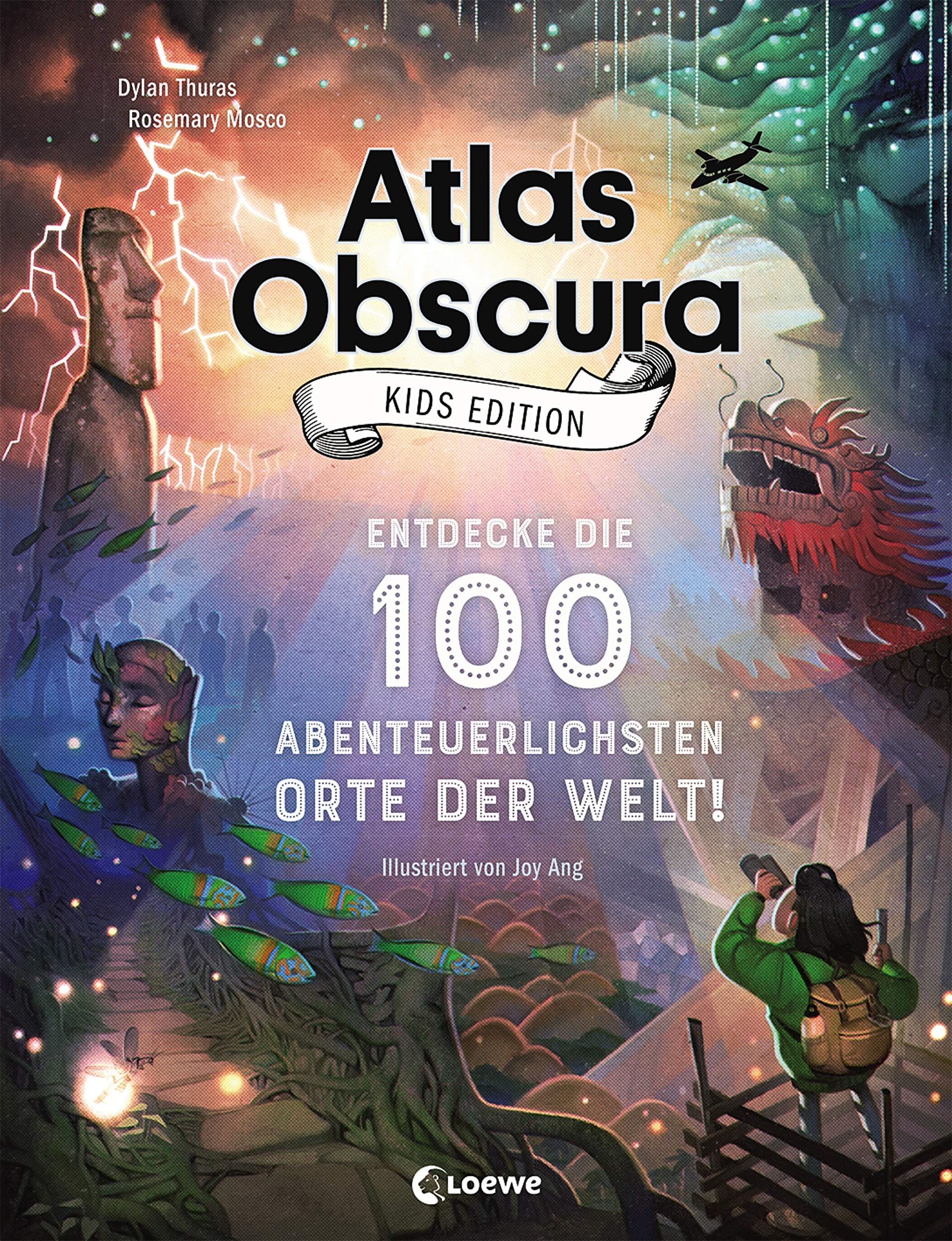 Atlas Obscura Kids Edition