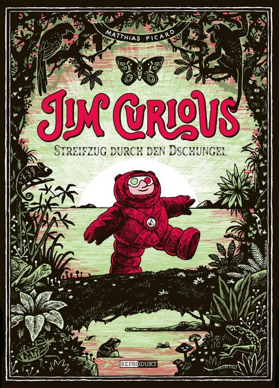 Jim Curious – Streifzug durch den Dschungel