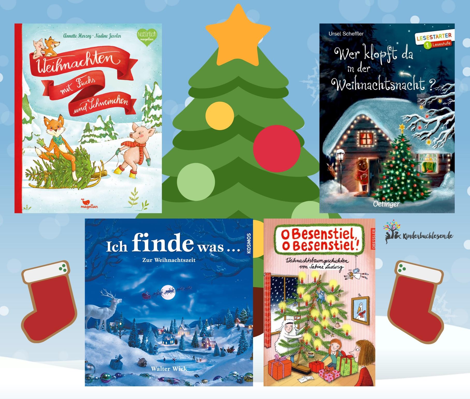 Adventsverlosung Kinderbuchpaket Zum Nikolaus