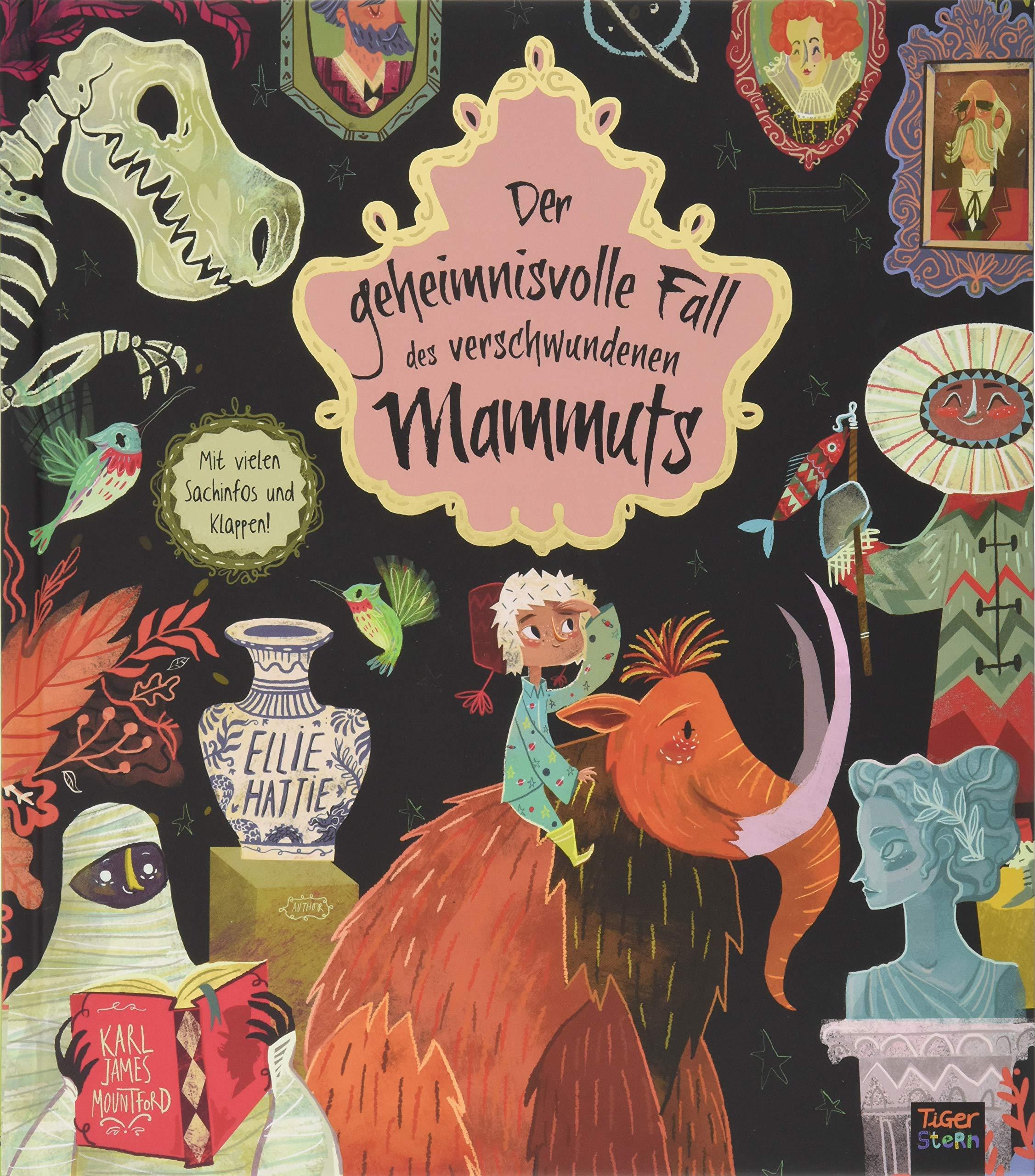 Der geheimnisvolle Fall des verschwundenen Mammuts