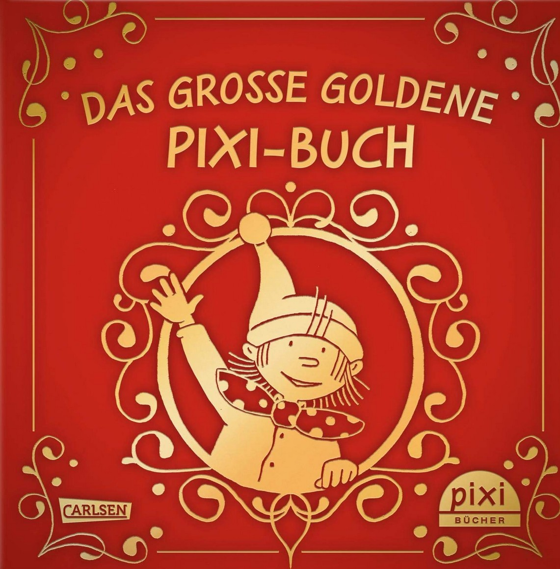 Das Große Goldene Pixi Buch Kinderbuchlesende