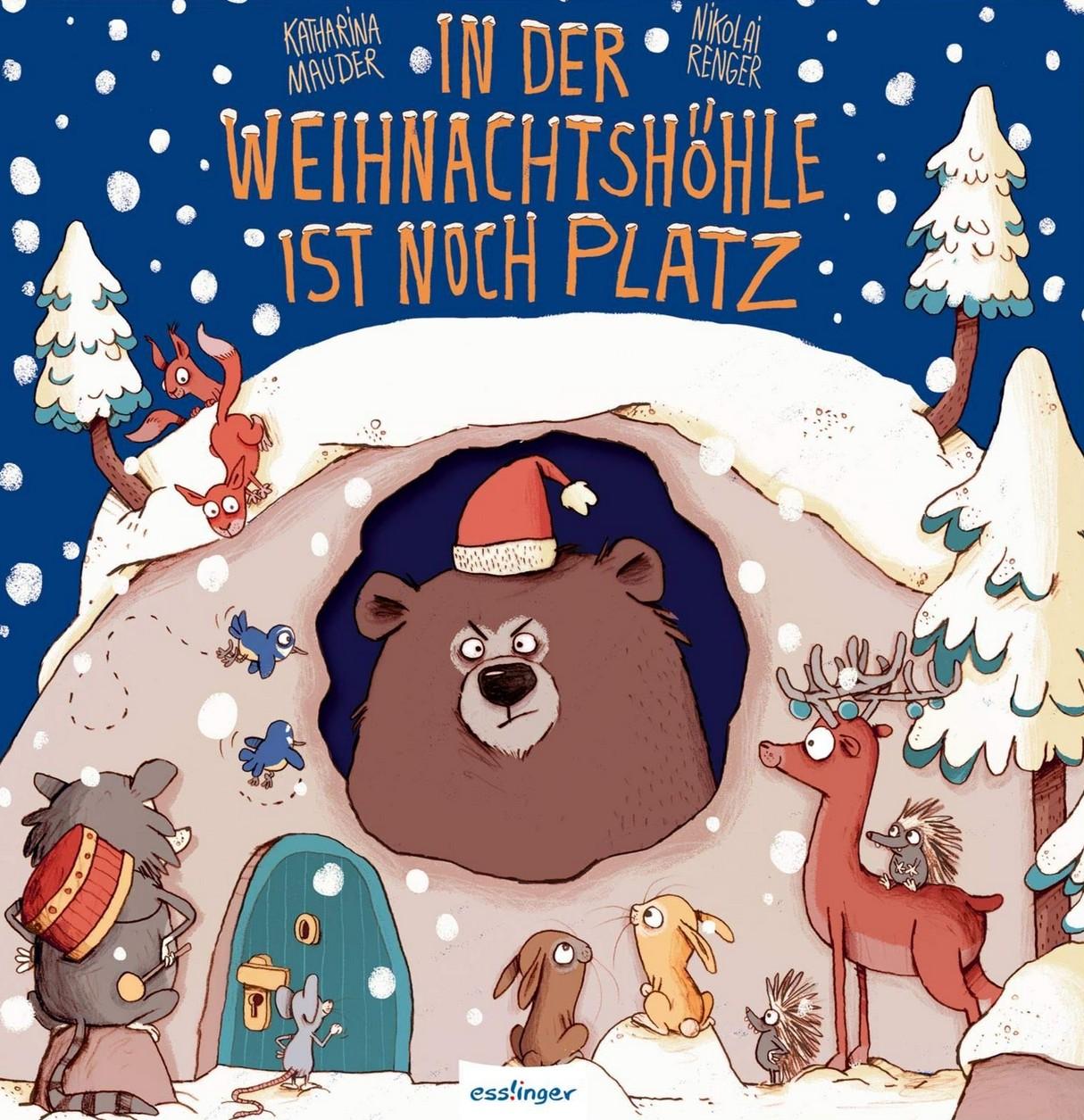 In der Weihnachtshöhle ist noch Platz