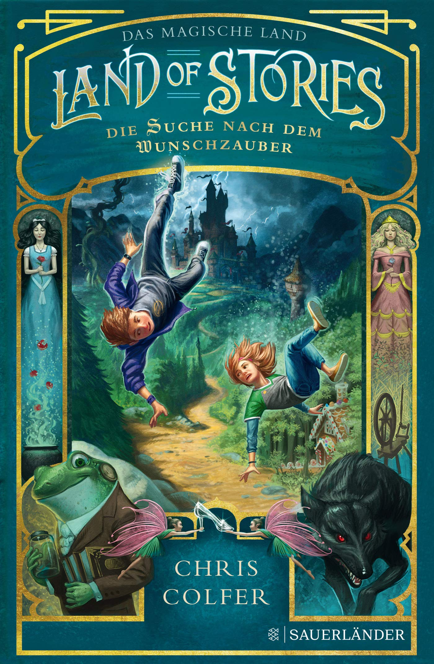 Land of Stories: Das magische Land