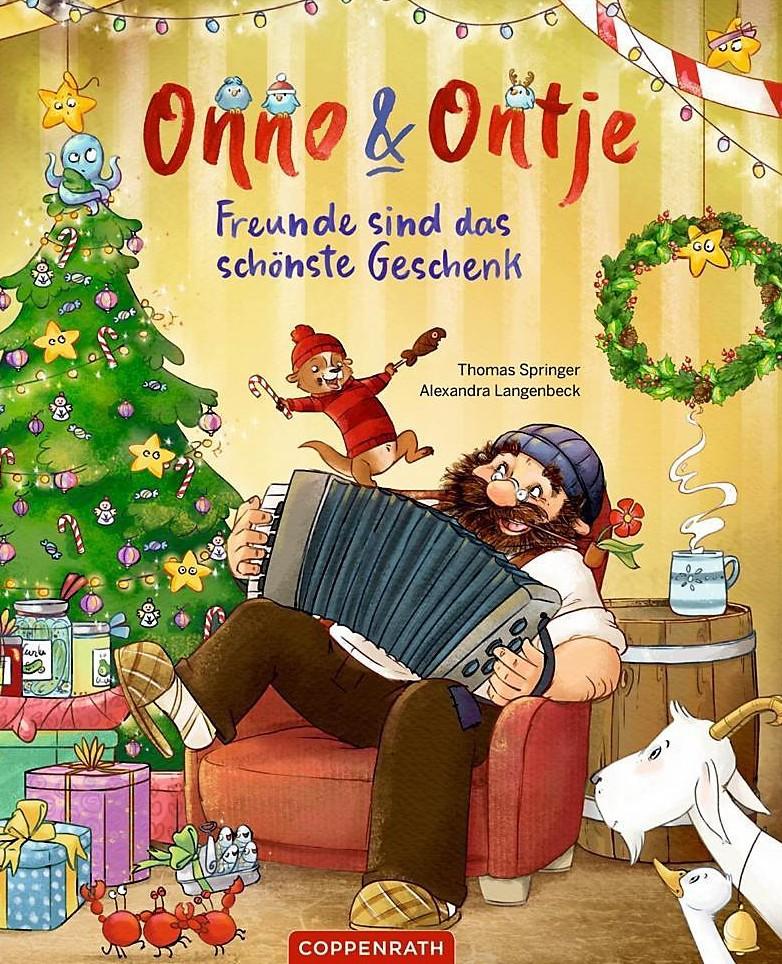 Onno & Ontje: Freunde sind das schönste Geschenk