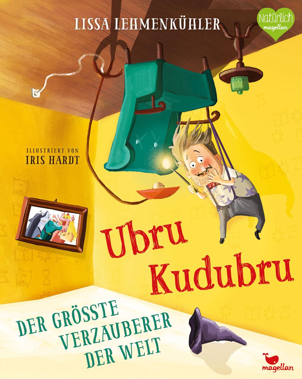 Ubru Kudubru – Der größte Verzauberer der Welt