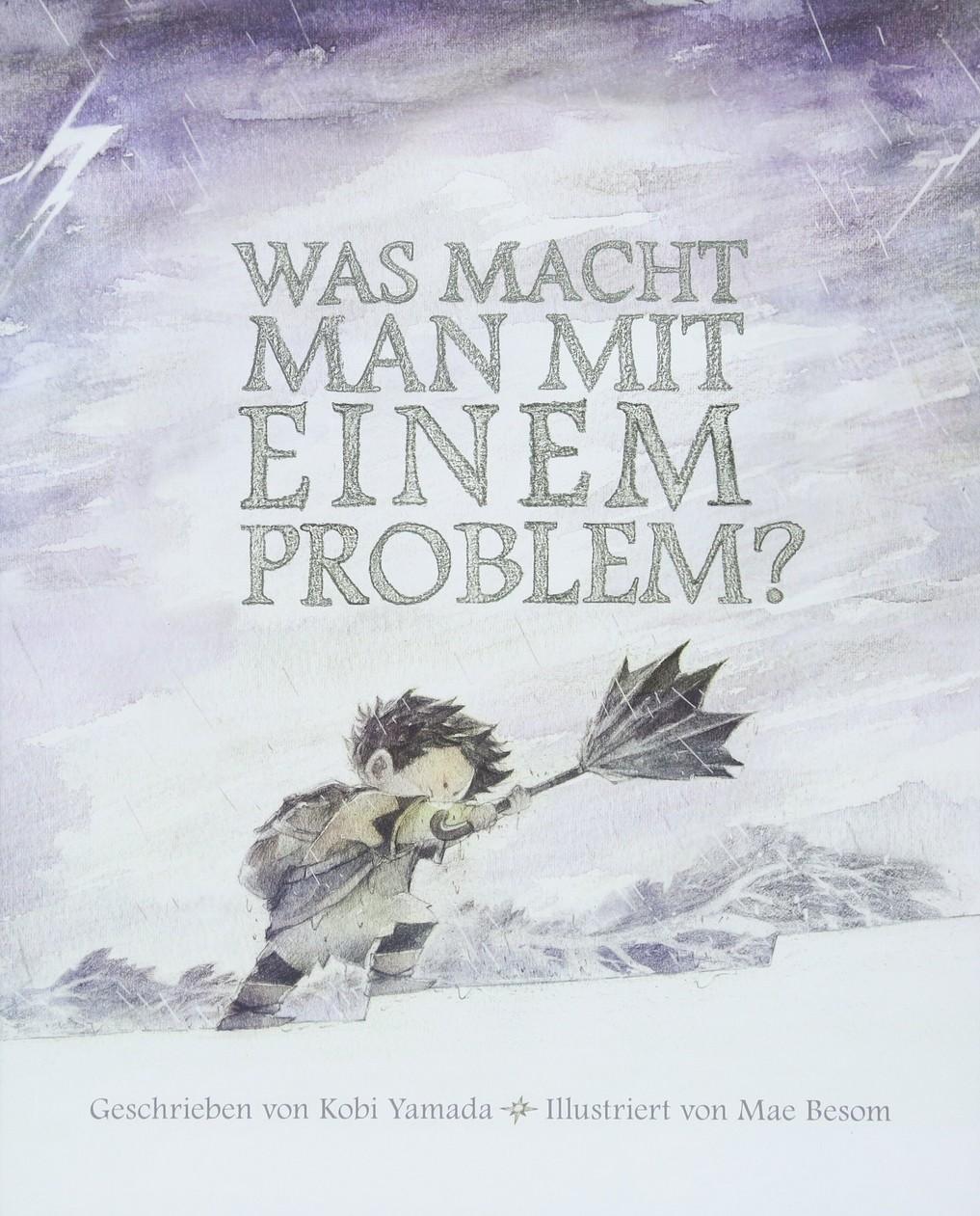 Was macht man mit einem Problem?