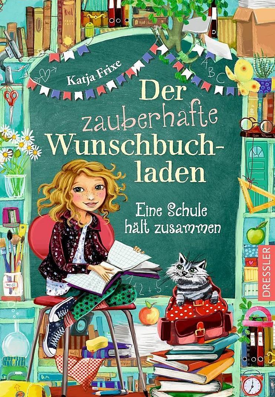 Der zauberhafte Wunschbuchladen – Eine Schule hält zusammen