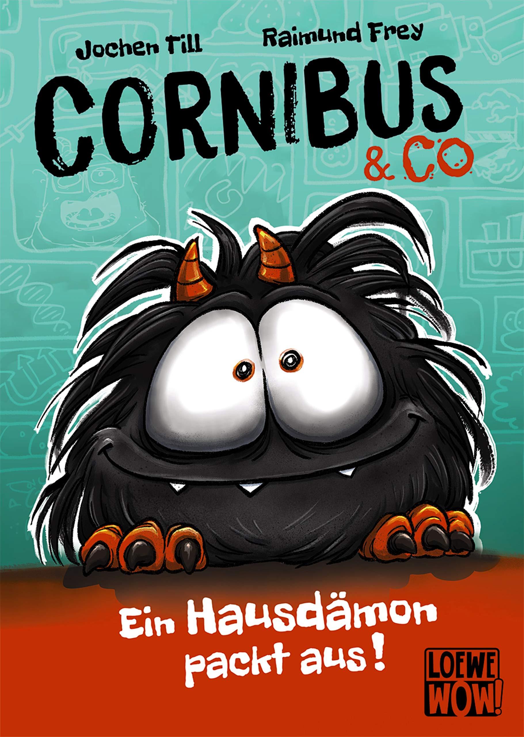 Cornibus & Co – Ein Hausdämon packt aus!