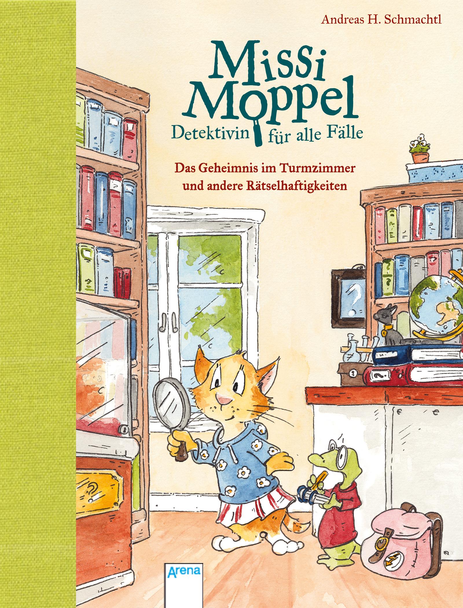 Missi Moppel – Detektivin für alle Fälle