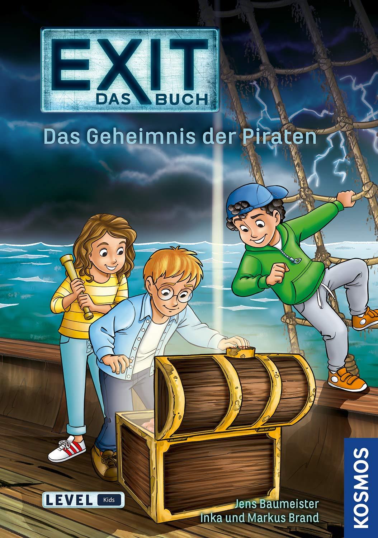 EXIT – Das Buch: Das Geheimnis der Piraten
