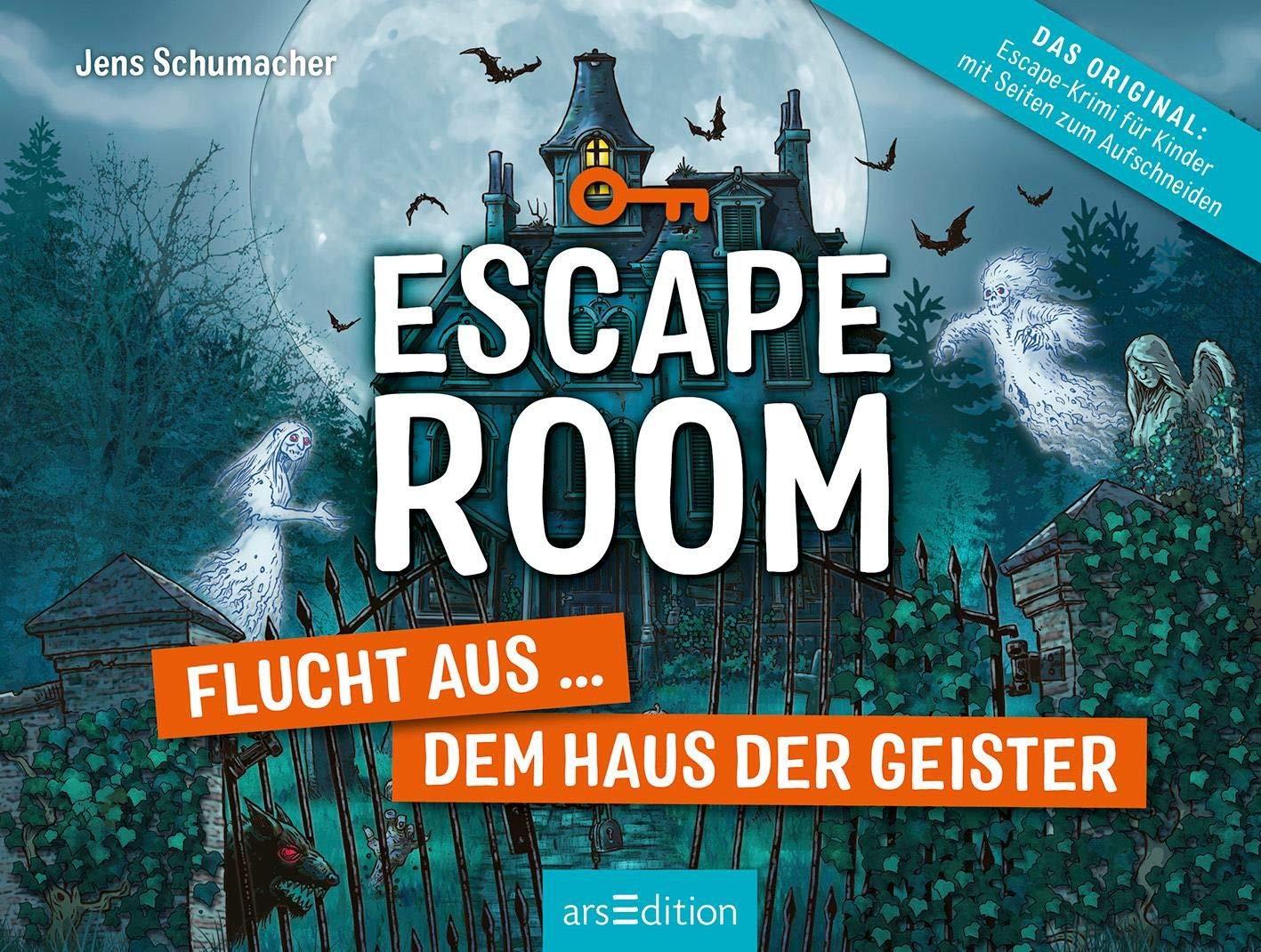 Escape Room – Flucht aus dem Haus der Geister