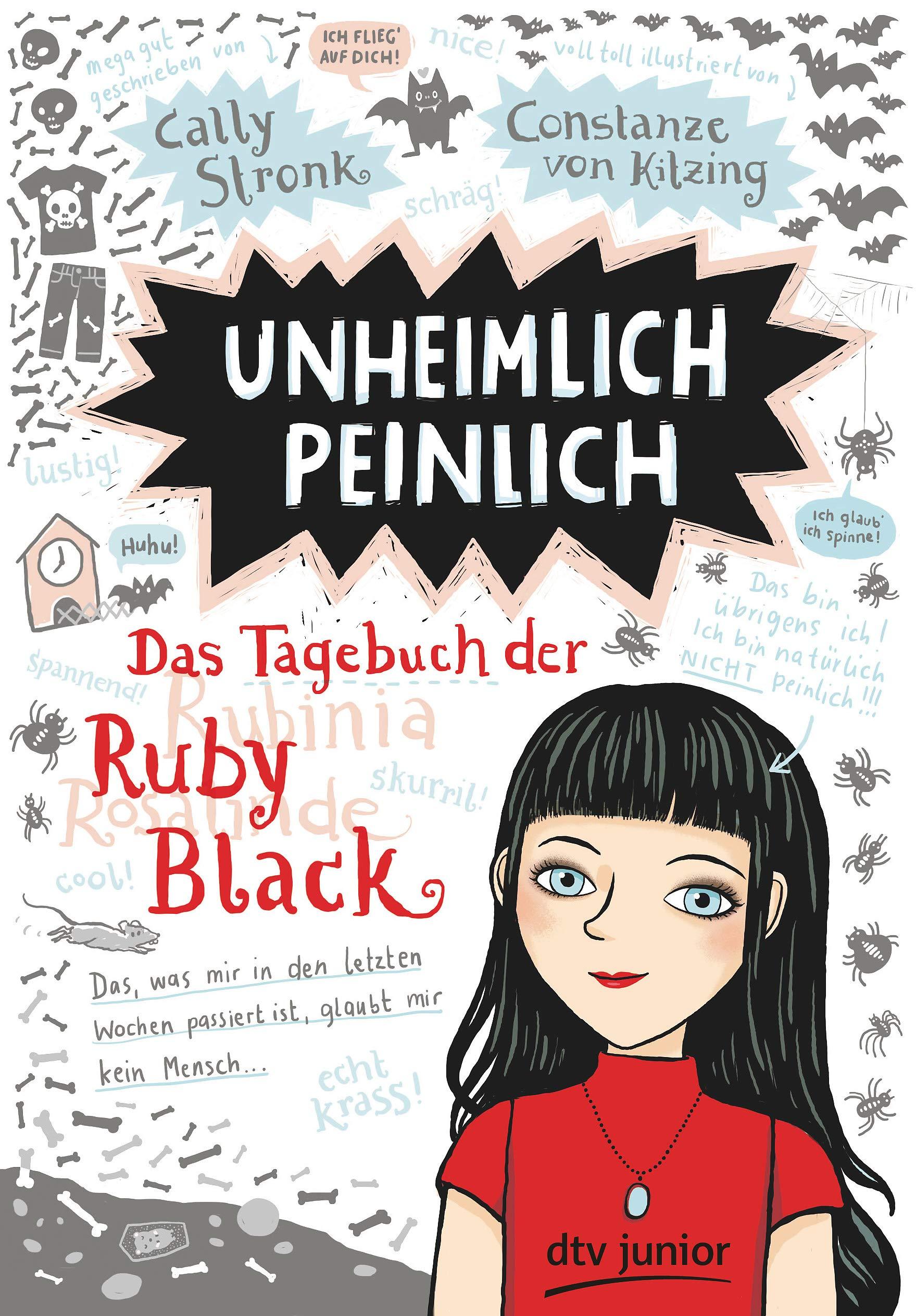 Unheimlich peinlich – Das Tagebuch der Ruby Black