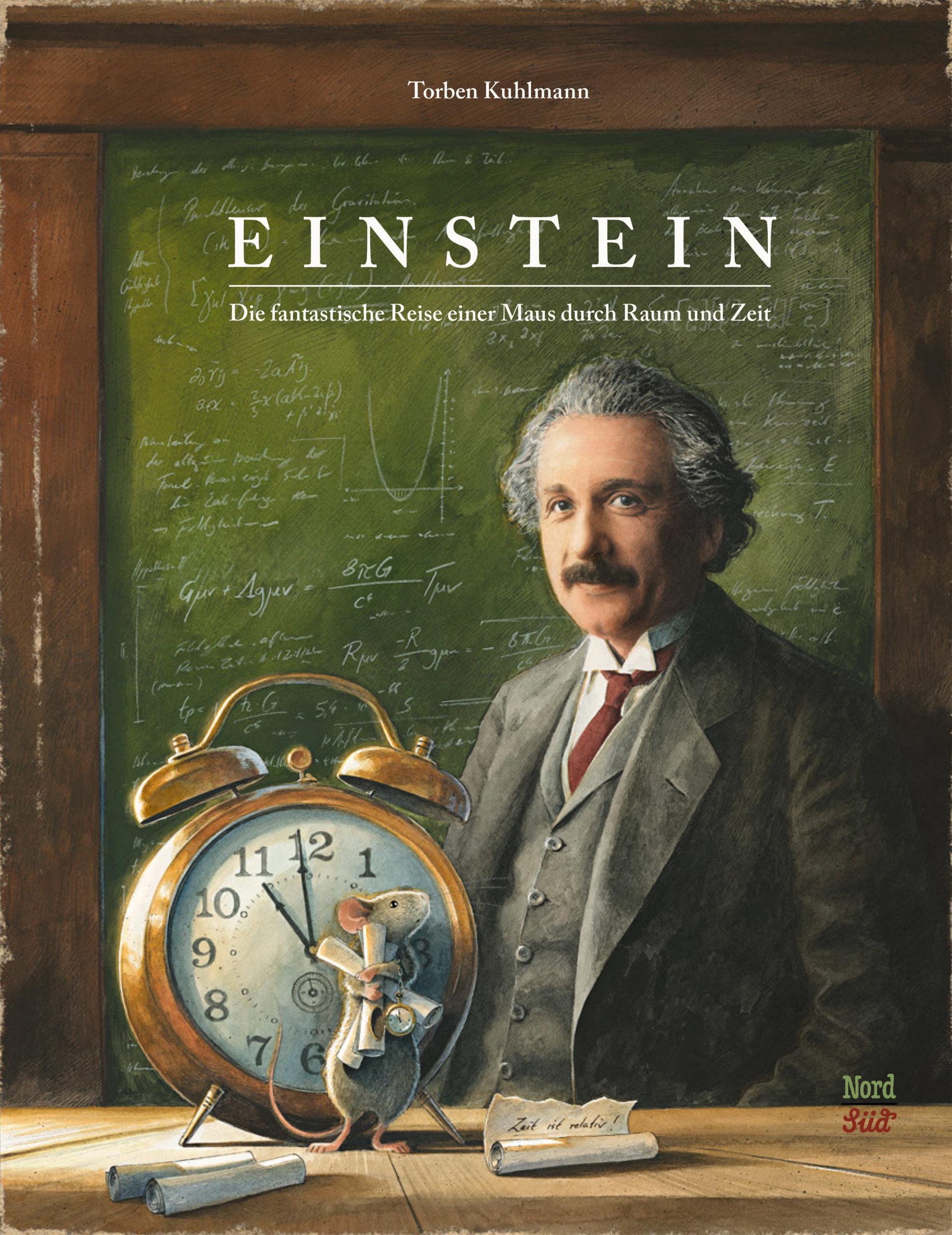 Einstein – Die fantastische Reise einer Maus durch Raum und Zeit